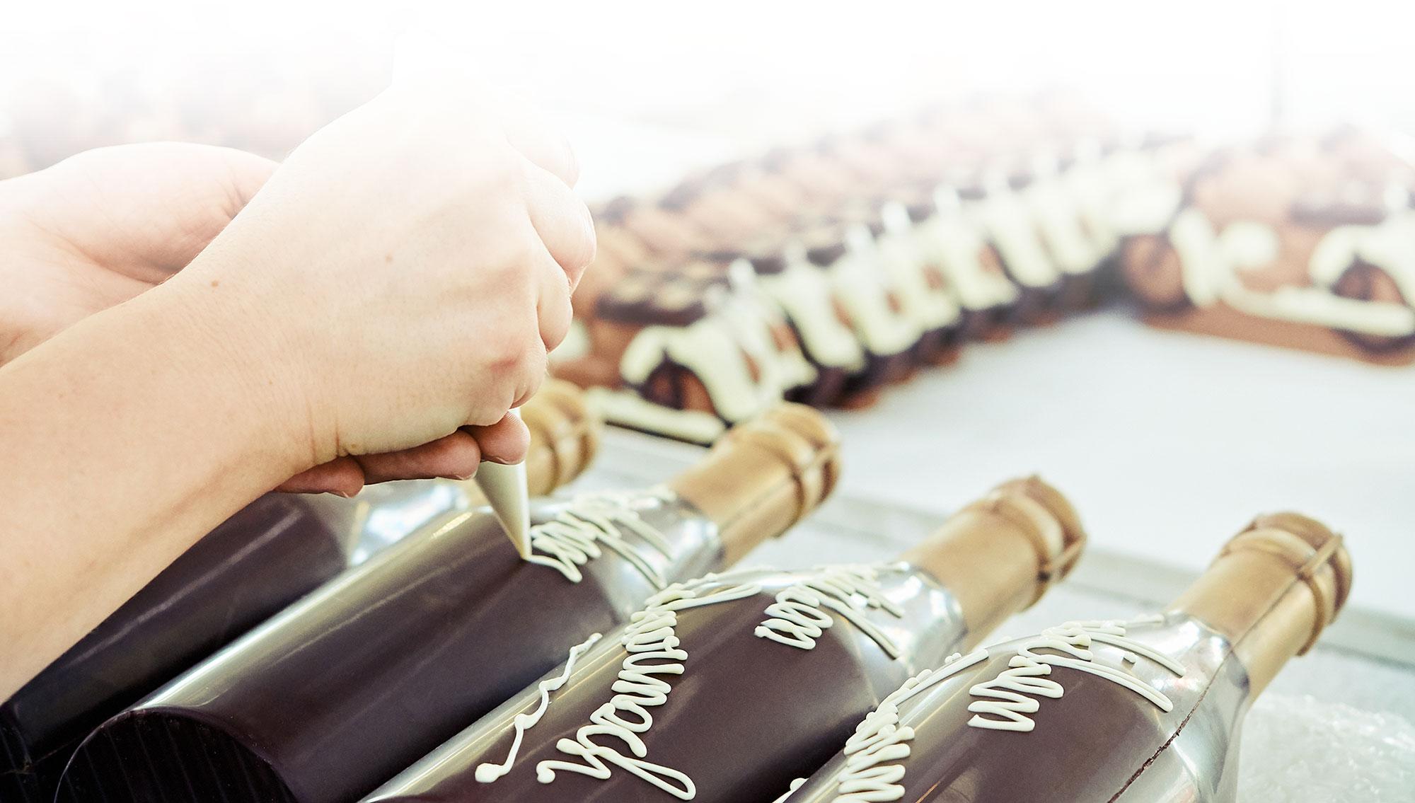 Schokolade mit Wunschtext, Beschriftung, personalisierte Schokolade, Pralinen-Online-Shop-004