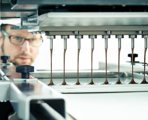 Pralinen-Manufactur Besichtigung Rhede