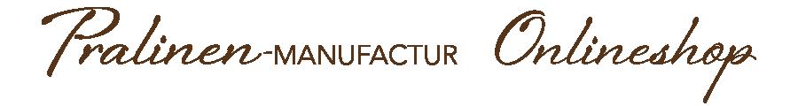 Pralinen-Manufactur Onlineshop