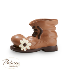 Schokoladen Wanderstiefel, Schokoladenfigur, Schok Stiefel, Schokoladen Geschenke