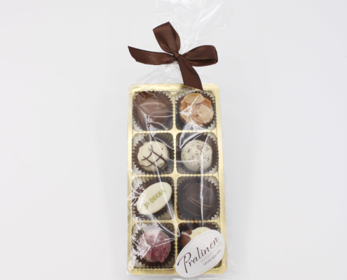 Pralinen, Geschenk für Kundne, Geschenk mit Logo, Firmengeschenk Weihnachten